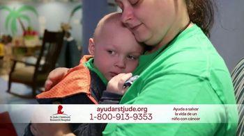 St. Jude Children's Research Hospital TV Spot, 'Sebastián: meduloblastoma' [Spanish] - Thumbnail 5