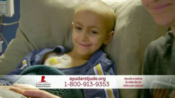St. Jude Children's Research Hospital TV Spot, 'Sebastián: meduloblastoma' [Spanish] - Thumbnail 6