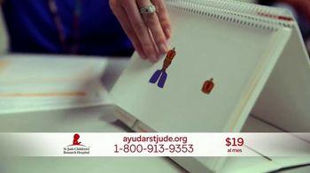 St. Jude Children's Research Hospital TV Spot, 'Sebastián: meduloblastoma' [Spanish] - Thumbnail 7