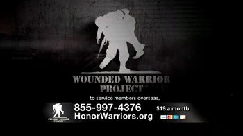 Wounded Warrior Project TV Spot, 'A Different Kind of Battle' Featuring Trace Adkins - Thumbnail 5