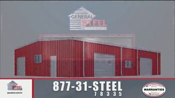 General Steel Corporation TV Spot, 'Stop Wasting Money' - Thumbnail 4
