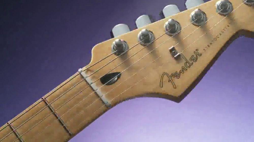 guitar center guitar a thon tv commercial 39 fender strat strings 39. Black Bedroom Furniture Sets. Home Design Ideas