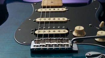 Guitar Center Guitar-A-Thon TV Spot, 'Fender Strat & Strings'