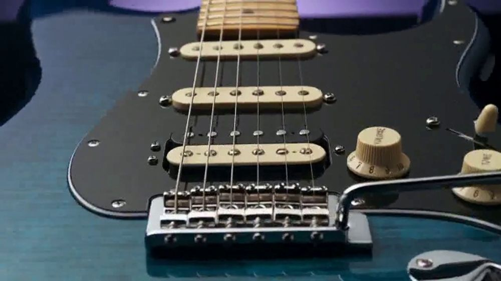 guitar center guitar a thon tv commercial 39 fender strat strings 39 song by christone kingfish. Black Bedroom Furniture Sets. Home Design Ideas