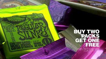 Guitar Center Guitar-A-Thon TV Spot, 'Fender Strat & Strings' Song by Christone