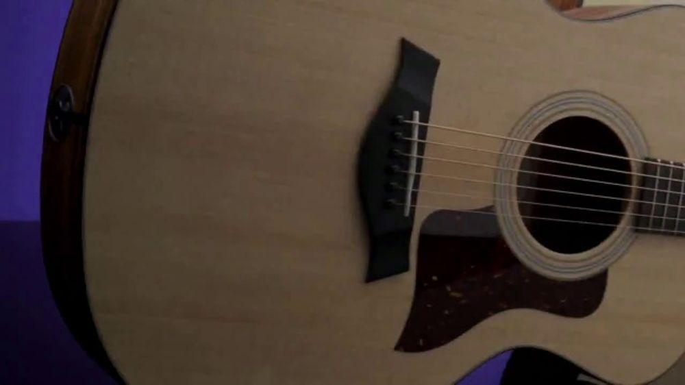 guitar center guitar a thon tv commercial 39 taylor acoustic and line 6 pedal 39. Black Bedroom Furniture Sets. Home Design Ideas