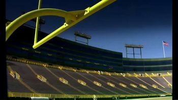 NFL Turkey Bowl TV Spot, '2019 Lambeau Field' - Thumbnail 1