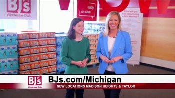 BJ's Wholesale Club TV Spot, 'Two New Locations: Special Membership Offer' - Thumbnail 1