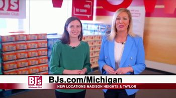 BJ's Wholesale Club TV Spot, 'Two New Locations: Special Membership Offer' - Thumbnail 10
