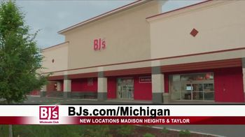BJ's Wholesale Club TV Spot, 'Two New Locations: Special Membership Offer' - Thumbnail 2
