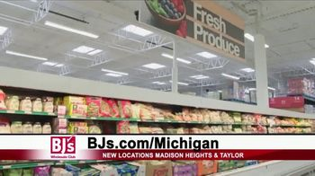 BJ's Wholesale Club TV Spot, 'Two New Locations: Special Membership Offer' - Thumbnail 3