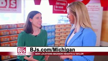 BJ's Wholesale Club TV Spot, 'Two New Locations: Special Membership Offer' - Thumbnail 5