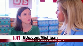 BJ's Wholesale Club TV Spot, 'Two New Locations: Special Membership Offer' - Thumbnail 6
