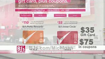 BJ's Wholesale Club TV Spot, 'Two New Locations: Special Membership Offer' - Thumbnail 7