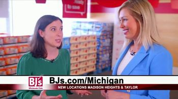 BJ's Wholesale Club TV Spot, 'Two New Locations: Special Membership Offer' - Thumbnail 8