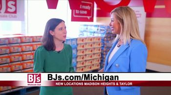 BJ's Wholesale Club TV Spot, 'Two New Locations: Special Membership Offer' - Thumbnail 9