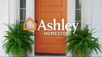 Ashley HomeStore Columbus Day Sale TV Spot, 'Save Up to 30 Percent + No Money Down Financing' - Thumbnail 1