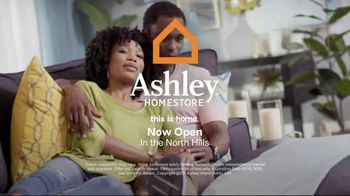 Ashley HomeStore Columbus Day Sale TV Spot, 'Save Up to 30 Percent + No Money Down Financing' - Thumbnail 10