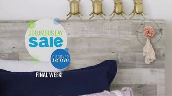 Ashley HomeStore Columbus Day Sale TV Spot, 'Save Up to 30 Percent + No Money Down Financing' - Thumbnail 3
