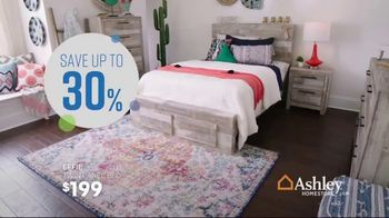 Ashley HomeStore Columbus Day Sale TV Spot, 'Save Up to 30 Percent + No Money Down Financing' - Thumbnail 4