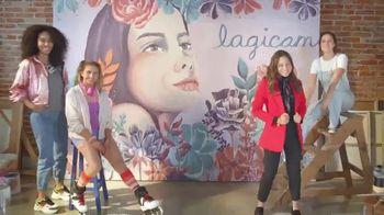 Lagicam TV Spot, ' Carácter femenino' [Spanish]