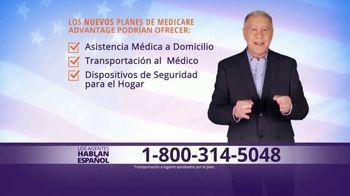 MedicareAdvantage.com TV Spot, 'Vistas de bienestar' [Spanish] - Thumbnail 2