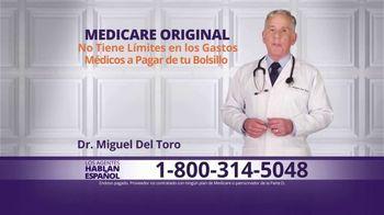 MedicareAdvantage.com TV Spot, 'Vistas de bienestar' [Spanish] - Thumbnail 3