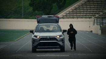 2019 Toyota RAV4 Hybrid TV Spot, 'Toni' Featuring Antoinette Harris [T1] - 280 commercial airings