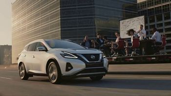 2020 Nissan Murano TV Spot, 'Mondays' Song by Spoon [T1]