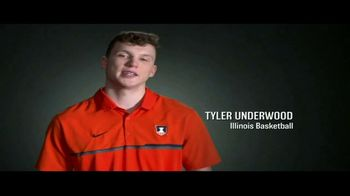Big Ten Conference TV Spot, 'Faces of the Big Ten: Tyler Underwood' - Thumbnail 3