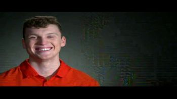 Big Ten Conference TV Spot, 'Faces of the Big Ten: Tyler Underwood' - Thumbnail 5