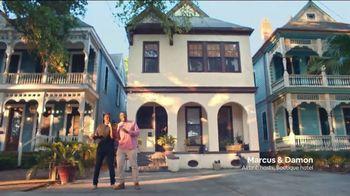 Airbnb TV Spot, 'Marcus & Damon's Boutique Hotel' - Thumbnail 3