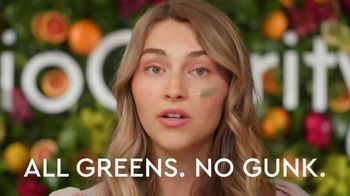 BioClarity TV Spot, 'All Greens, No Gunk' - Thumbnail 7