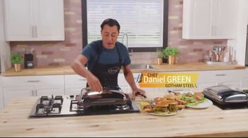 Gotham Steel Hooded Grill TV Spot, 'Bring Your Grill to the Kitchen: Free Burger Maker' - Thumbnail 2
