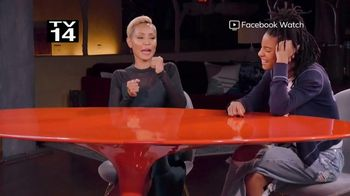 Facebook Watch TV Spot, 'Red Table Talk: Finding Meaning'