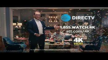 DIRECTV TV Spot, 'Leader in 4K Live Sports' - 5 commercial airings