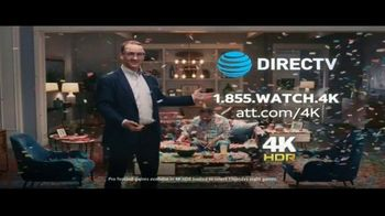 DIRECTV TV Spot, 'Leader in 4K Live Sports' - 5 commercial airings