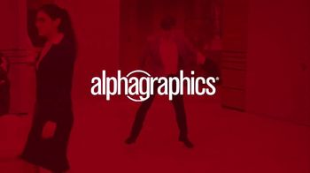 AlphaGraphics TV Spot, 'Get Noticed' Song by Jincheng Zhang - Thumbnail 5