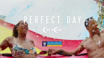 Royal Caribbean Cruise Lines TV Spot, '10s Black Screen - Your Perfect Day at CocoCay' Song by Daphne Willis