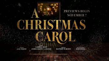 A Christmas Carol TV Spot, '2019 New York: Broadway' - Thumbnail 9