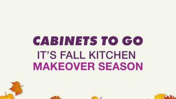 Cabinets To Go TV Spot, 'Fall Kitchen Makeover Season' - Thumbnail 2