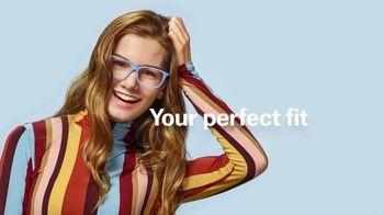 My Eyelab TV Spot, 'Frames That Fit: Two Pairs of Eyeglasses Plus Free Eye Exam'