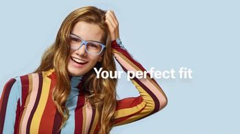 My Eyelab TV Spot, 'Frames That Fit: Two Pairs of Eyeglasses Plus Free Eye Exam'