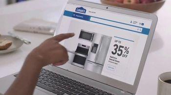 Lowe's TV Spot, 'Deal Hunter: Appliance Savings' - Thumbnail 2
