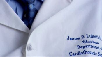 UPMC TV Spot, 'Choose UPMC: Dr. James Luketich, Cardiothoracic Surgeon' - Thumbnail 3