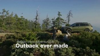 2020 Subaru Outback TV Spot, 'Where Love Takes You' [T2] - Thumbnail 2