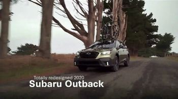 2020 Subaru Outback TV Spot, 'Where Love Takes You' [T2] - Thumbnail 5