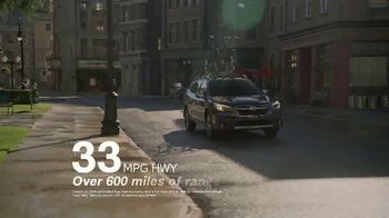 2020 Subaru Outback TV Spot, 'Where Love Takes You' [T2] - Thumbnail 7