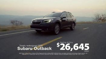 2020 Subaru Outback TV Spot, 'Where Love Takes You' [T2] - Thumbnail 8