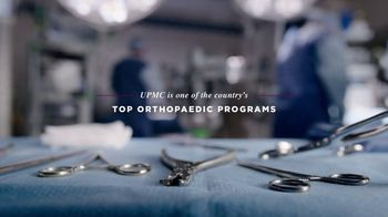 UPMC TV Spot, 'Choose UPMC: Dr. Hogan, Orthopaedic Surgery' - Thumbnail 7